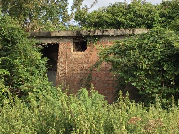 Bomb Shelter Mockbeggar Lane